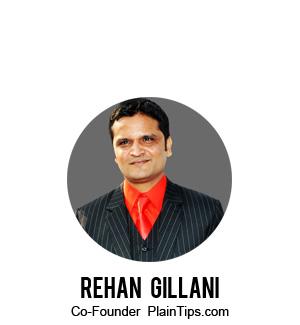 Rehan Gillani - SEO Tips