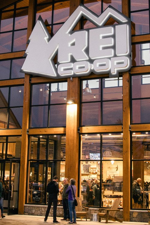 Outdoor Sporting Goods Stores Like REI
