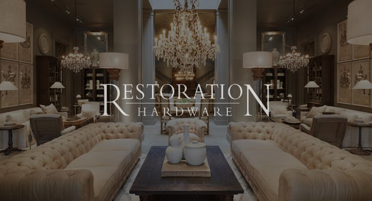 Upscale Furniture Stores Like Restoration Hardware