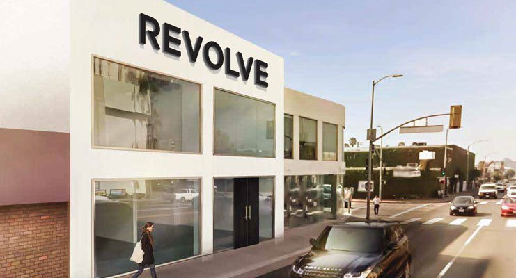 Revolve Clothing Stores