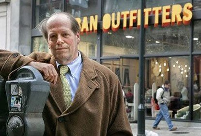 Richard Hayne, The Founder and CEO of Urban Outfitters