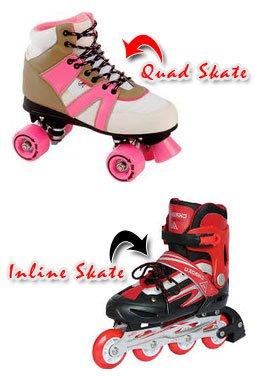 quad inline skates