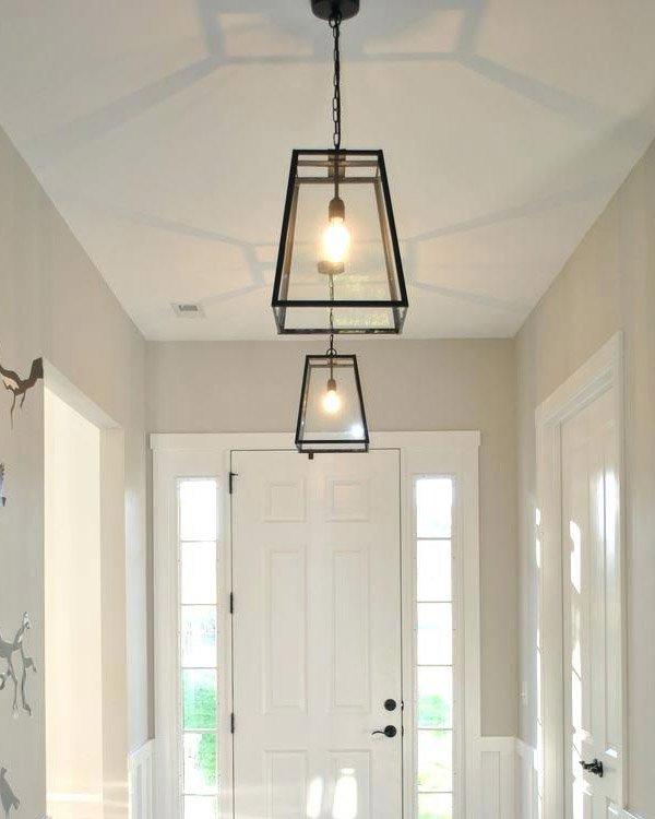 Room & Board Modern Entryway Lighting