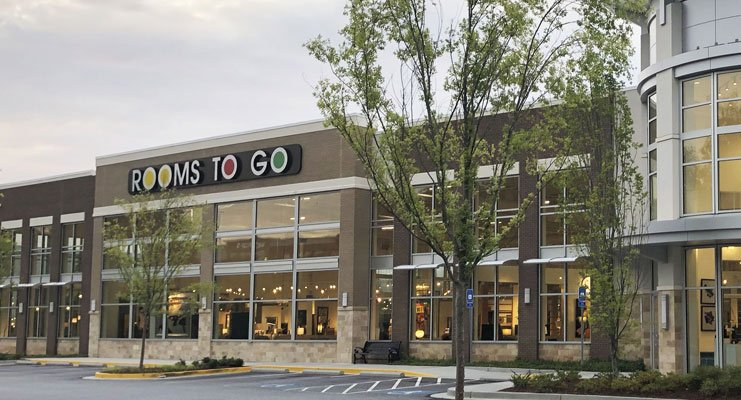 Rooms To Go Stores