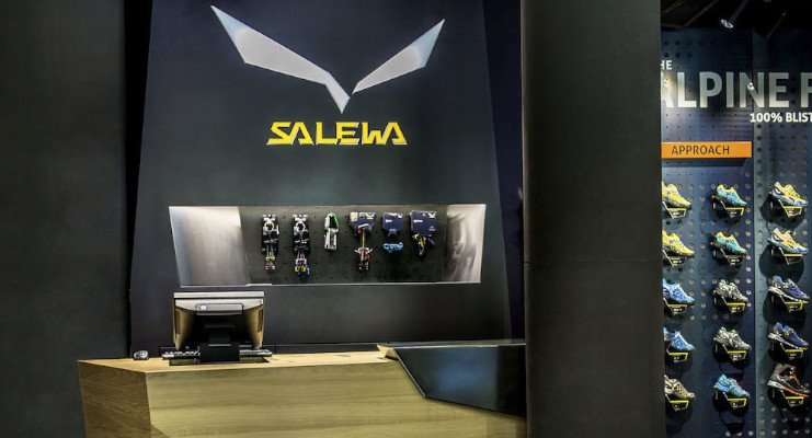 Salewa Shoes Brand Stores