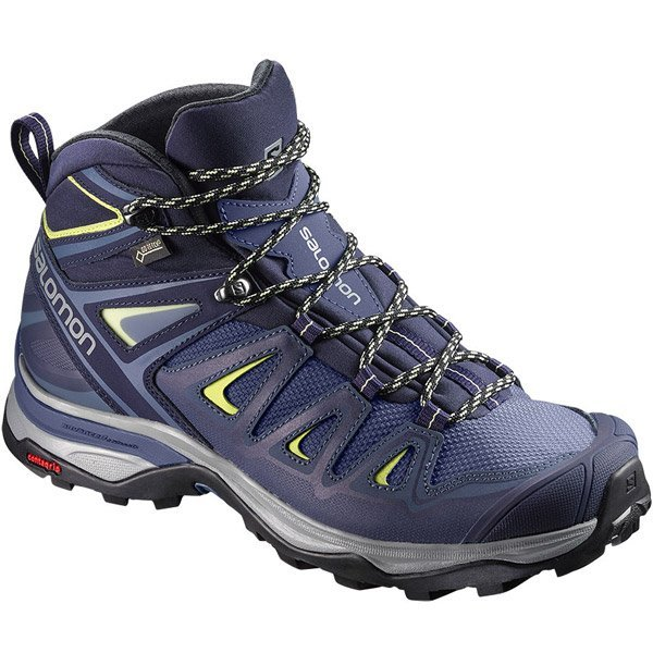 Salomon : Women's X Ultra 3 Wide Mid GTX, Best Hiking Boots For Moving Downhill