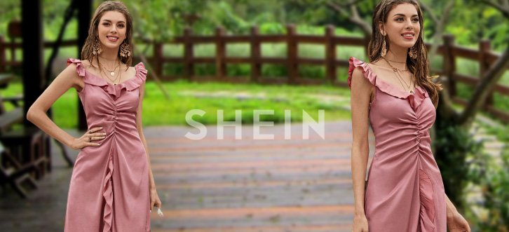 Shein Clothing Website