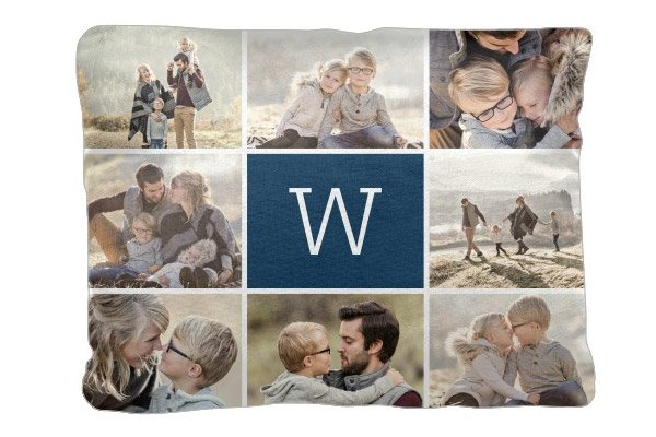 Shutterfly Family Photo Gallery Pillows