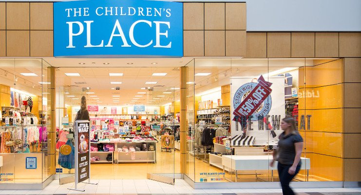 The Children's Place Stores
