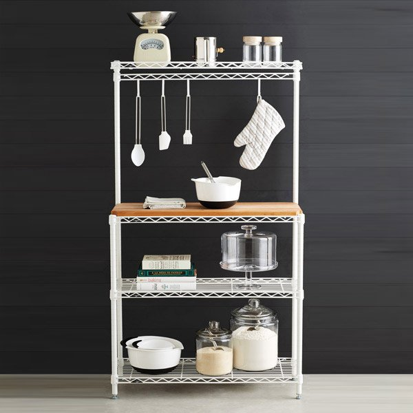 The Container Store Baker's Racks
