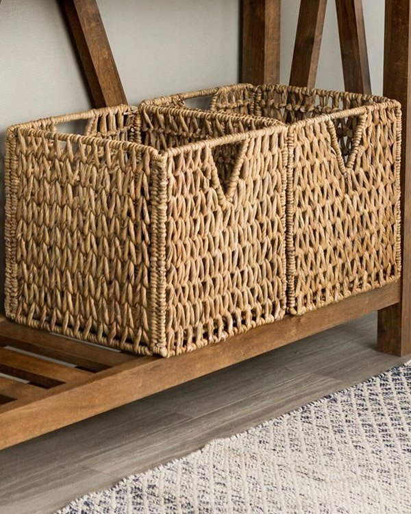 The Container Store Decorative Storage Baskets