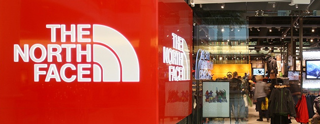 The North Face Stores