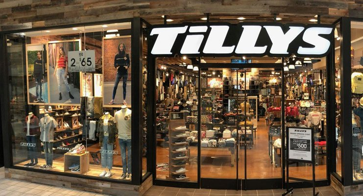 Tillys Stores