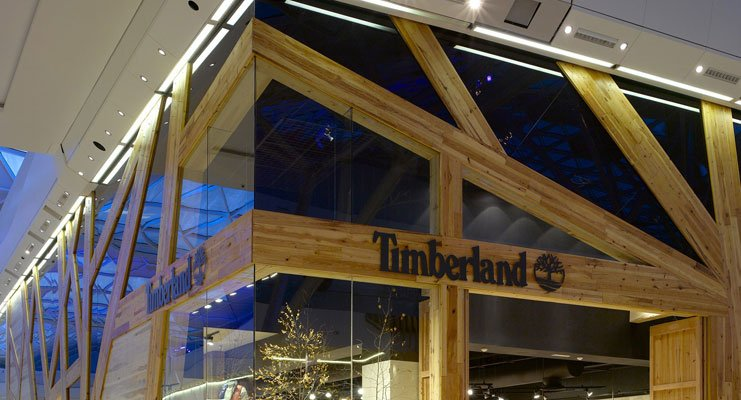 Timberland Stores