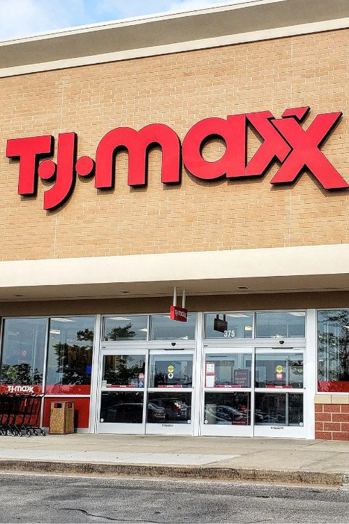 Off-Price Department Stores Like TJ Maxx
