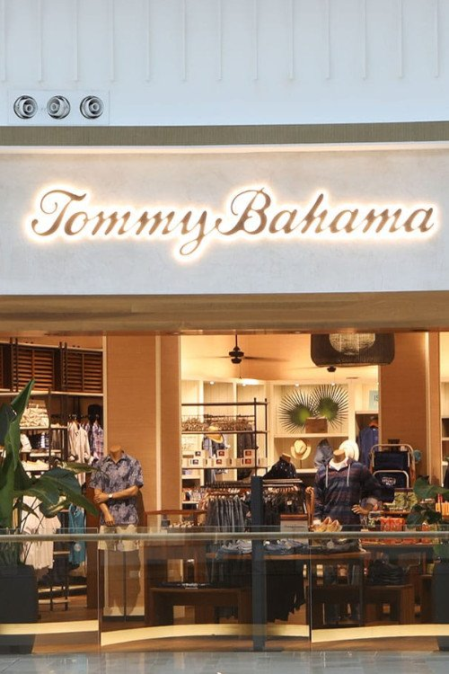 Stores and Brands Like Tommy Bahama