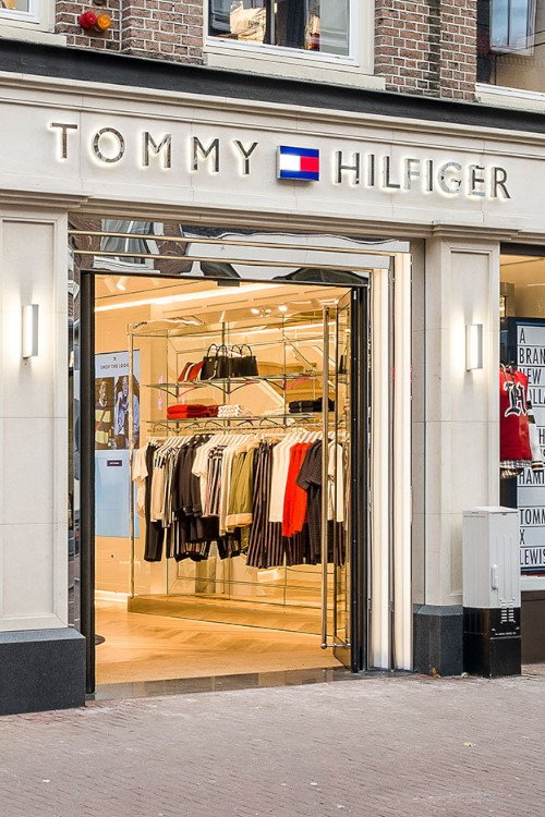 Premium Clothing Stores and Brands Like Tommy Hilfiger