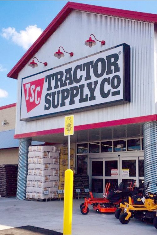 Stores Like Tractor Supply Company