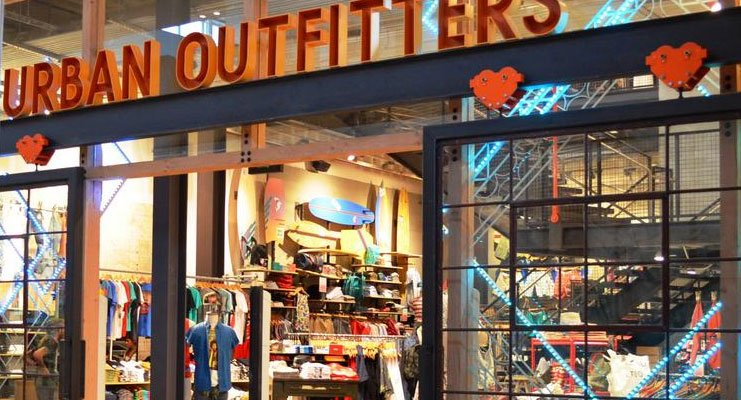 Urban Outfitters Stores