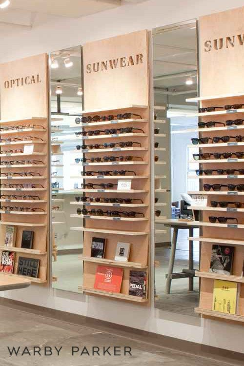 Eyewear Companies and Brands Like Warby Parker