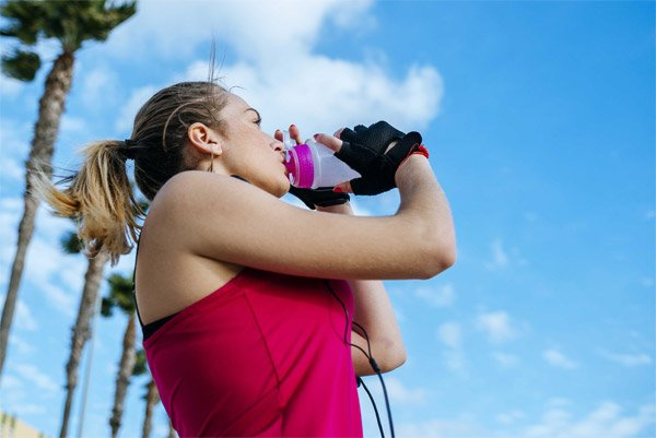 Drinking Water Increases Metabolism and Helps Weight Loss