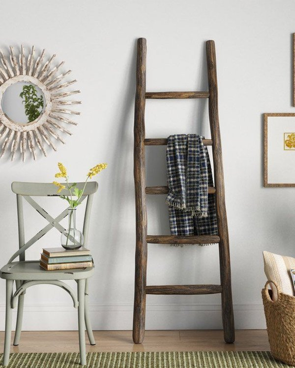 Wayfair Blanket Ladders and Racks