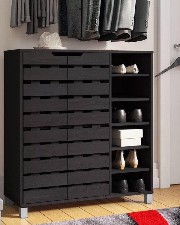 Wayfair Entryway Shoe Storage