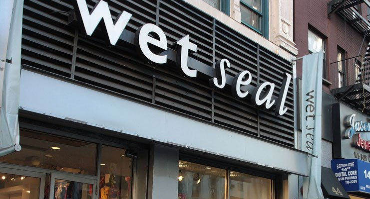 Wet Seal Stores