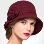 Village Hat Shop Women's Cloche Hats