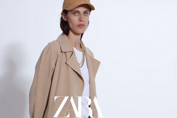 Zara Trench Coat for Women