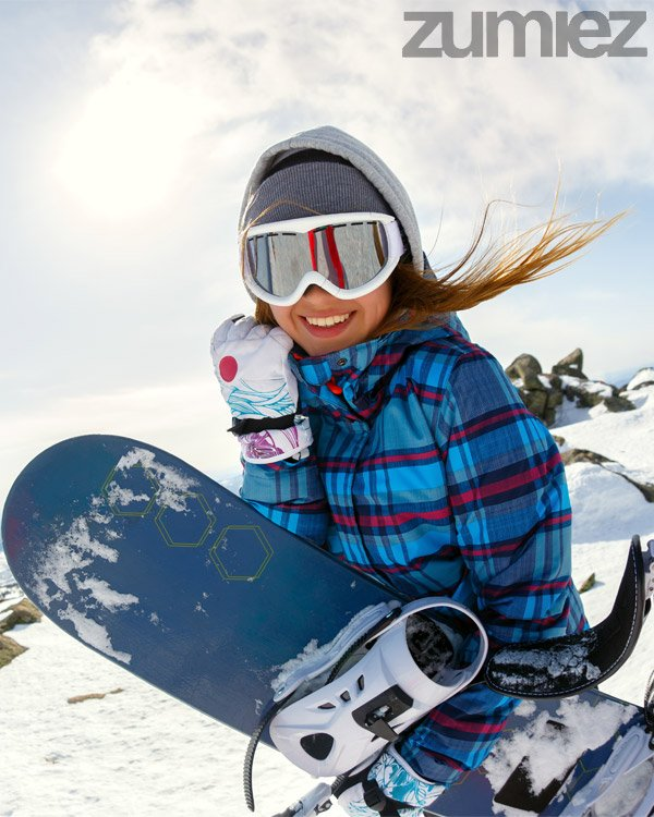 Zumiez Snowboards and Women's Snowboard Clothing